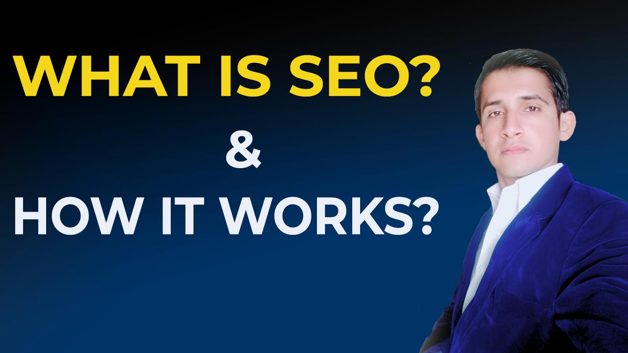 What is SEO and how it works Learn Search Engine Optimization in Urdu Hindi IT Ki Dunya